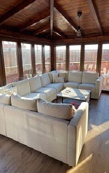 Porches de madera-Pergolas-Cenadores-Celosías-Suelos ... - photo#47